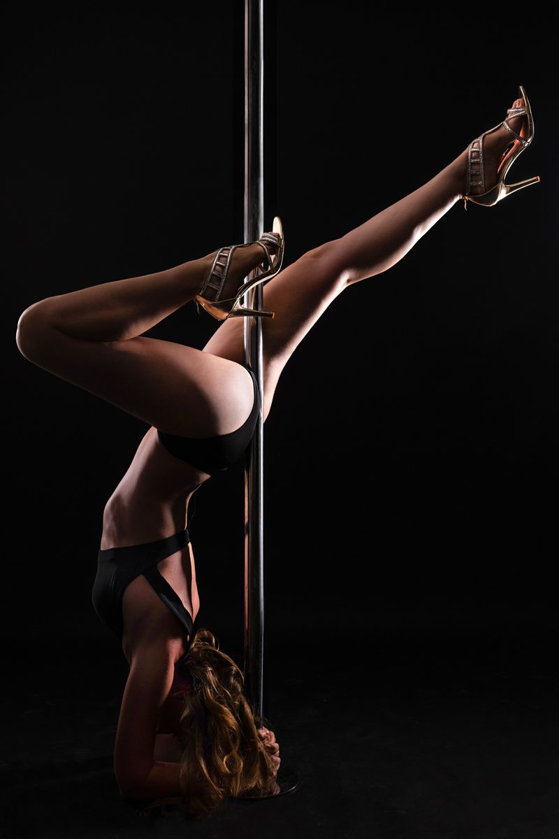 Poledance Shooting Fotostudio Ottobrunn